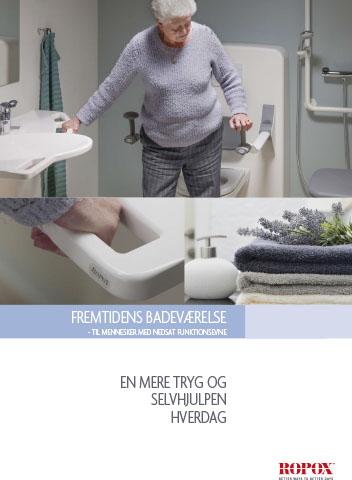 Brochure Ropox Fremtidens badeværelse