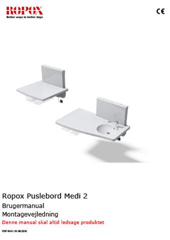 Ropox Puslebord Medi 2