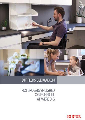 Brochure Ropox Dit fleksible køkken