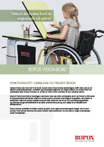 Ropox vision bord