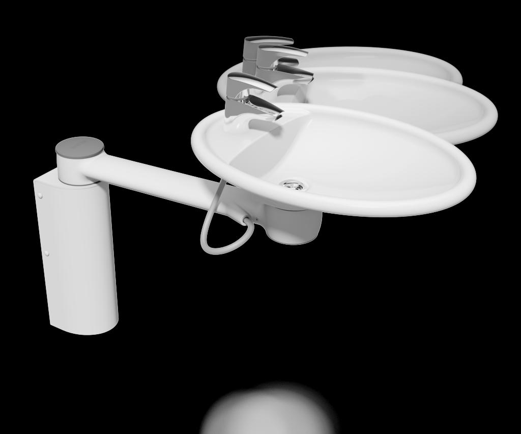 SwingLine washbasin / håndvask