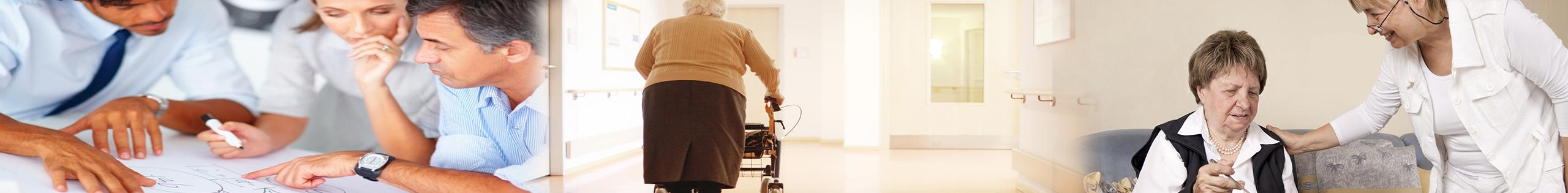 Demensvenlige plejeboliger