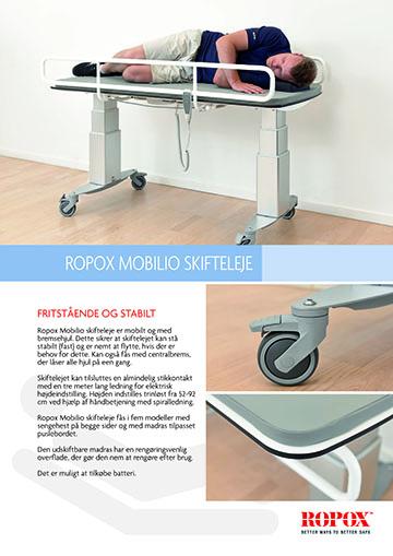 Datablad Ropox Mobilio Skifteleje