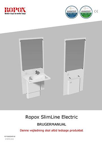 Ropox brugervejledning - SlimLine Vask
