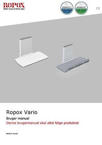 Ropox Vario Skifteleje