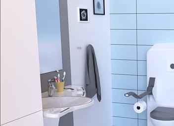 Spejlet der hjælper demensramte