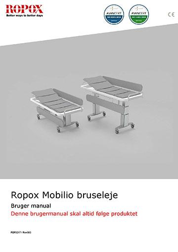 Ropox Mobilio Bruseleje