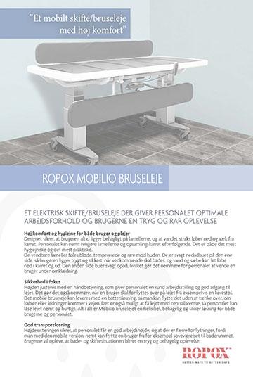 Datablad Ropox Mobilio Bruseleje