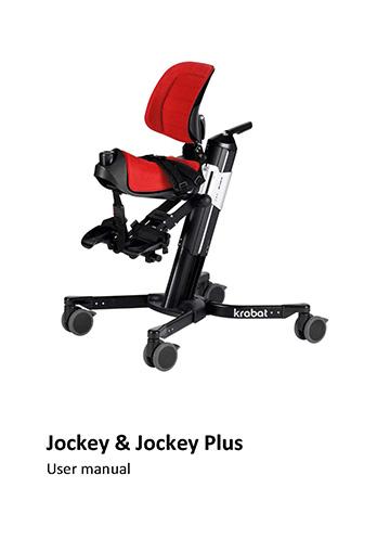 Brugervejledning - Krabat Jockey Aktivitetsstol