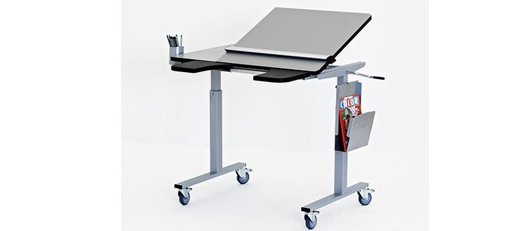 ErgoBorde with equipment